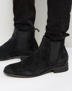 Замшевые ботинки челси Shoe The Bear Gore - Коричневый