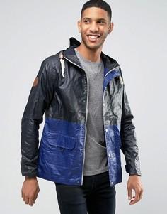 Куртка рыболова в стиле колор блок Bellfield - Темно-синий