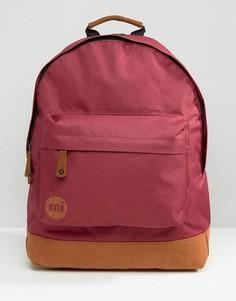 Классический бордовый рюкзак Mi-Pac - Красный