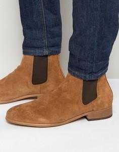 Замшевые ботинки челси Shoe The Bear - Рыжий