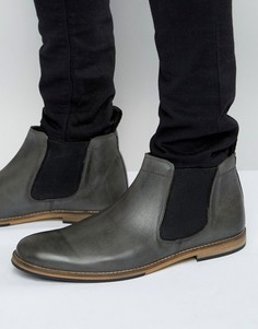 Ботинки челси Lambretta - Серый