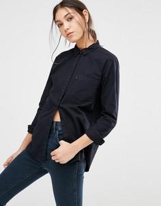 Джинсовая рубашка бойфренда Levis Line 8 - Синий