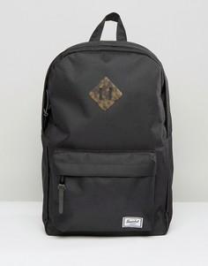 Рюкзак Herschel Supply Co Heritage - Черный