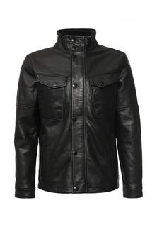 Куртка кожаная Strellson