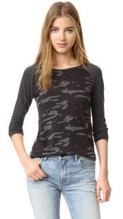 Камуфляжный пуловер Army Rock Monrow