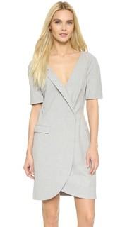 Идеально скроенное платье с V-образным вырезом ST Olcay Gulsen