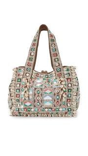 Объемная сумка с короткими ручками Korine Antik Batik