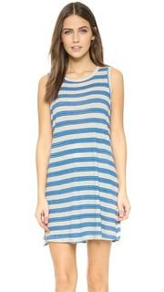 Платье-футболка без рукавов Current/Elliott