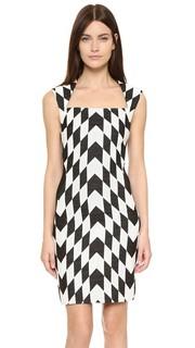 Платье без рукавов Gareth Pugh