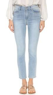 Прямые укороченные джинсы Jackie Siwy