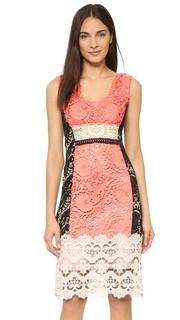 Кружевное платье Daquiri Nanette Lepore