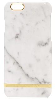 Чехол Carrera для iPhone 6/6s с мраморной отделкой Richmond & Finch