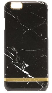 Чехол для iPhone 6/6s с принтом под черный мрамор Richmond & Finch