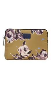 Чехол для ноутбука диагональю 16 дюймов из парчи с цветочным рисунком Marc Jacobs