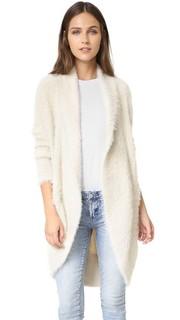 Пушистый свитер-кокон Edwin BB Dakota