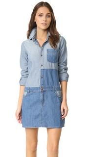 Платье-рубашка Whitney Current/Elliott