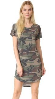 Платье-футболка Haute Hippie