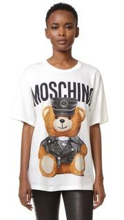 Футболка Moschino Bear