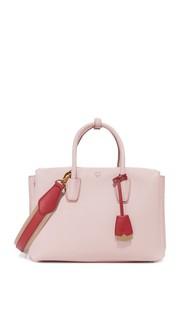 Объемная сумка Milla с короткими ручками MCM