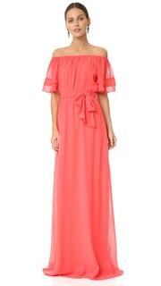 Длинное платье Maggie Joanna August