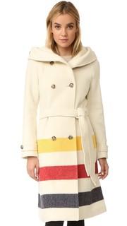 Пальто Monica Woolrich