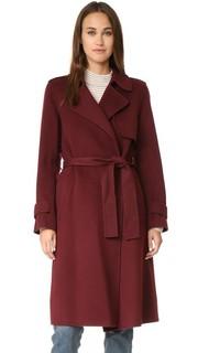 Шерстяное пальто Oaklane Theory