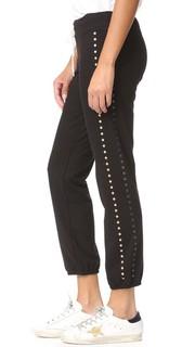 Спортивные брюки с заклепками Monrow