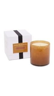 Свеча Foyer с ароматом янтаря и черной ванили Lafco New York