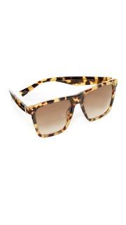 Солнцезащитные очки с плоской верхней частью Marc Jacobs