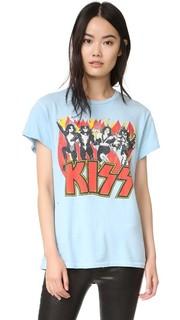 Футболка Kiss Madeworn Rock