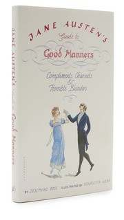 Jane Austens Guide to Good Manners Books With Style