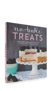 No Bake Treats Books With Style