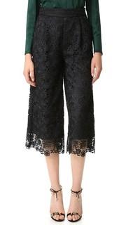 Кружевные брюки DVF Holly Diane von Furstenberg