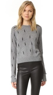 Кашемировый свитер Kate Moss x Equipment Ryder