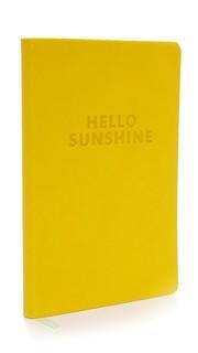 Записная книжка Hello Sunshine Fringe