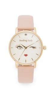 Часы Metro Leading Lady Kate Spade New York