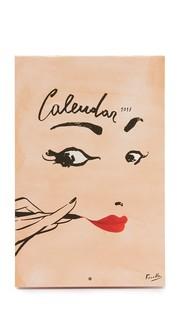 Настенный календарь Kate Spade New York