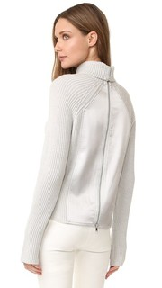 Merino Turtleneck Sweater Kaufmanfranco