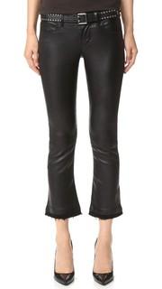 Кожаные брюки Kiki RtA