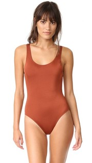 Сплошной купальник Anne Marie Solid & Striped