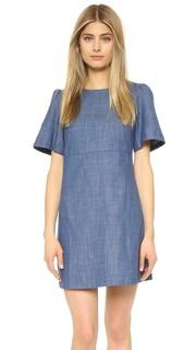 Платье-трапеция Wayf