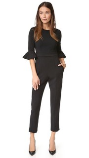 Brooklyn Jumpsuit Black Halo