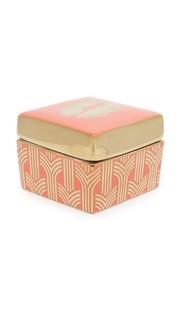 Шкатулка с крышкой Lips Kiss Muah Gift Boutique