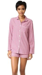 Пижама Phoebe с шортами Three J NYC