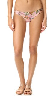 Узкие плавки бикини Tropicale Zimmermann
