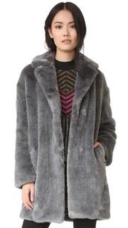 Пальто-кокон Whistles