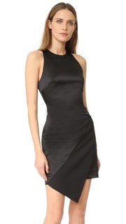 Мини-платье без рукавов Peyton Aq/Aq