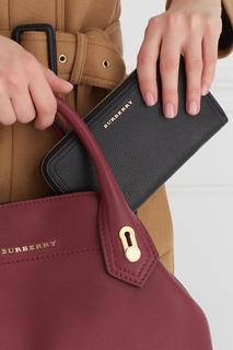 Кожаный кошелек Burberry