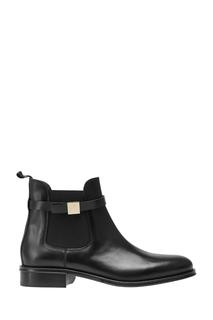 Кожаные ботинки Сhelsea Hugo Boss