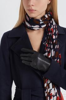 Кожаные перчатки Garuni Hugo Boss